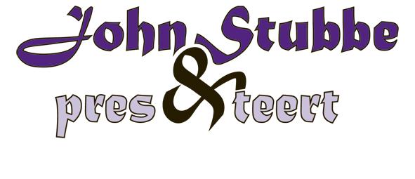 John Stubbe Presenteert